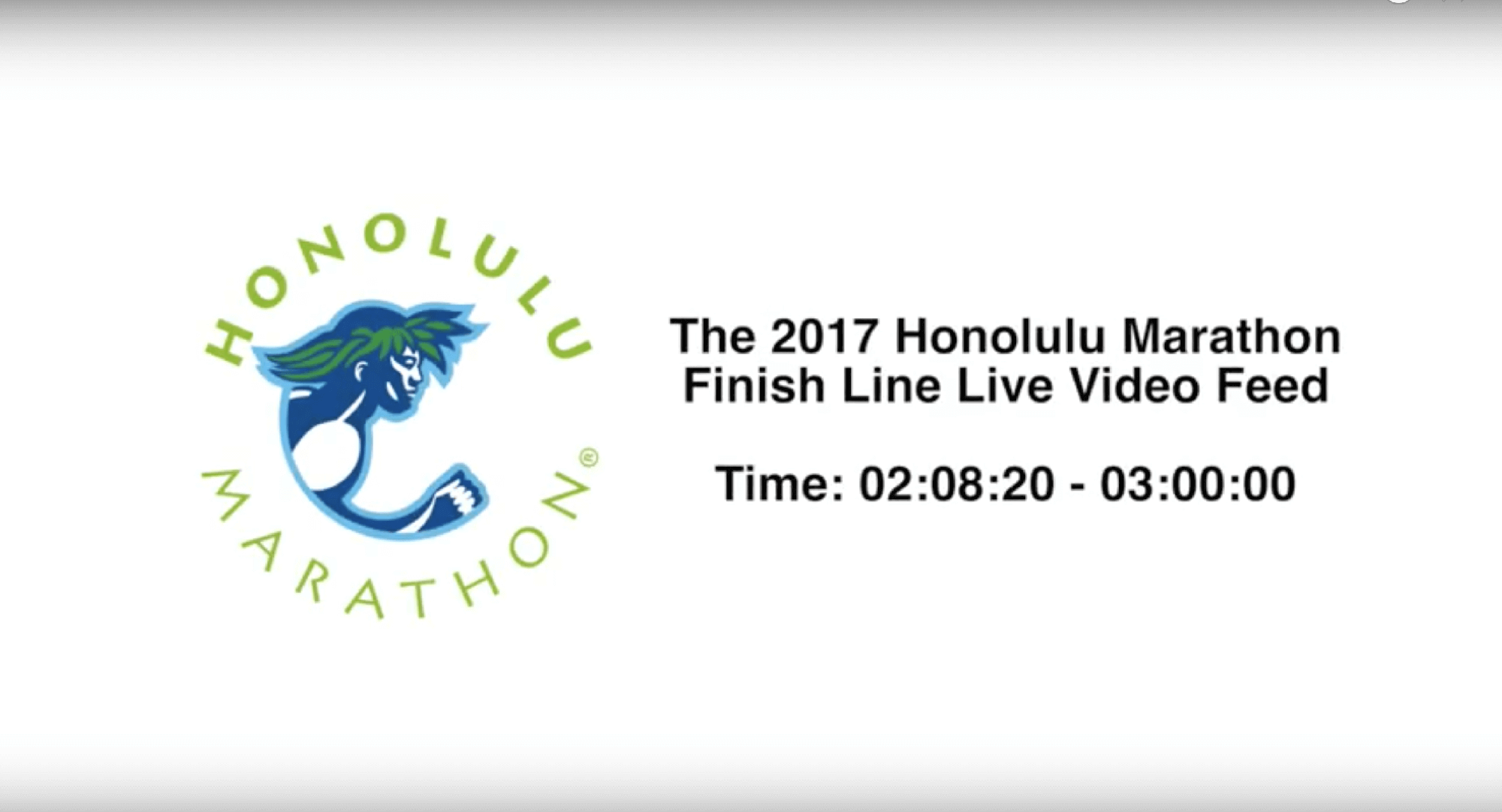 Image for Finish Line Video Feed