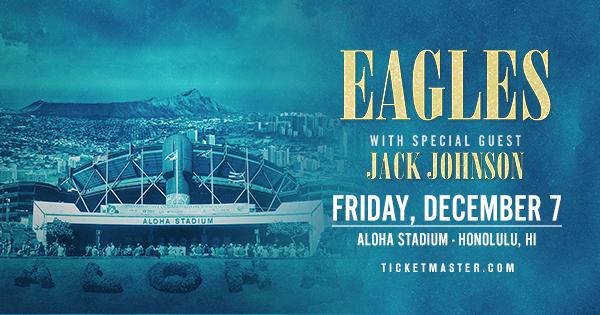 The Eagles at Aloha Stadium : Honolulu Marathon