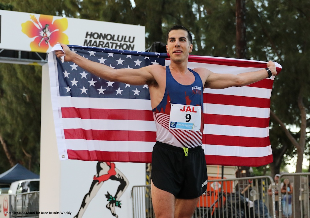 Image for SUCCESSFUL MARATHON DEBUT FOR AMERICAN CABRAL AT HONOLULU MARATHON